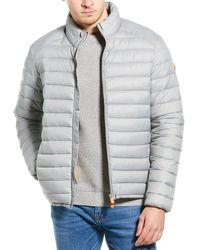 Save The Duck Basic Jacket - Grey