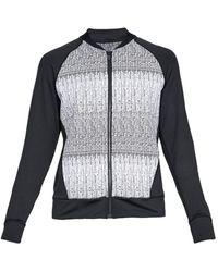 Under Armour Women's Ua Cosy Full Zip Jacket - Black