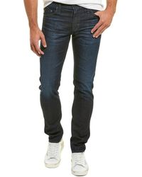 AG Jeans The Dylan 2 Years Tower Slim Skinny Leg - Blue