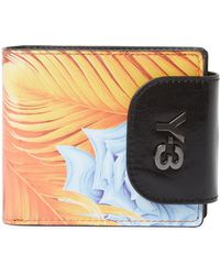 Y-3 - Ench Leather Wallet - Lyst