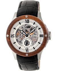 Heritor Men's Belmont Watch - Metallic