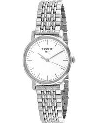 Tissot Women's Everytime Watch - Metallic