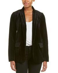 Nanette Lepore Bad Boy Blazer - Black
