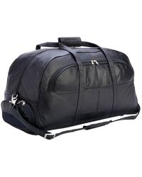 Royce - New York Duffel Bag Luggage Handmade - Lyst