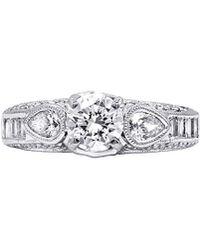 Diana M. Jewels - . Fine Jewelry 18k 1.20 Ct. Tw. Diamond Ring - Lyst