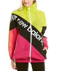 New Balance Sport Style Optiks Windbreaker - Multicolour