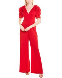 C/meo Collective C/meo Collective Vices Jumpsuit - Red