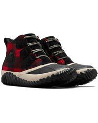 Sorel Out N About Plus Felt Boot - Black