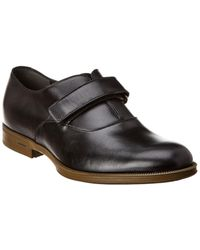 Gucci Leather Loafer - Black