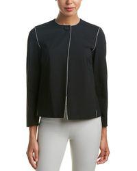 Lafayette 148 New York Aislynn Jacket - Black