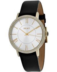 DKNY Women's Willoughby Watch