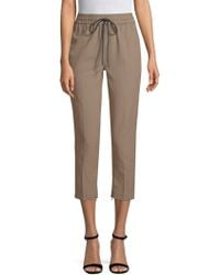 Camilla & Marc - Warner Cropped Trousers - Lyst