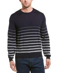 Brunello Cucinelli Wool & Cashmere-blend Crewneck Sweater - Multicolour