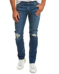 7 For All Mankind 7 For All Mankind Paxtyn Tahoe 2 Slim Leg - Blue
