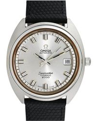 Omega - Omega 1970s Men's Seamaster Cosmic 2000 Watch - Lyst