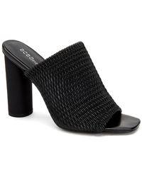 BCBGeneration Isodora Sandal - Black