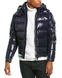 Moncler Bady Jacket - Blue