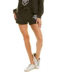 Chrldr Hamsa Layer Short - Black