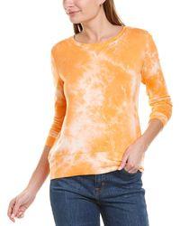 Workshop Tie-dye Top - Orange