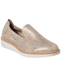 Arche - Danock Leather Wedge Trainer - Lyst