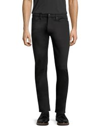 Burberry Cotton Jeans - Black