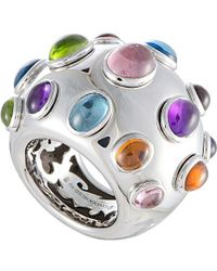 De Grisogono - 18k 14.75 Ct. Tw. Gemstone Ring - Lyst
