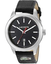 Lacoste Men's Aukland Watch - Metallic