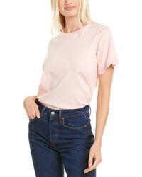 Rebecca Minkoff Ronnie T-shirt - Pink