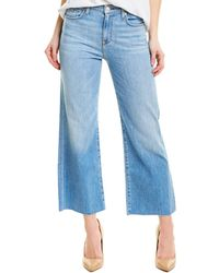 7 For All Mankind 7 For All Mankind Alexa Btbu Crop - Blue