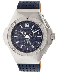 Morphic - M55 Series Stainless Steel Blue Dial Watch, 52mm - Lyst