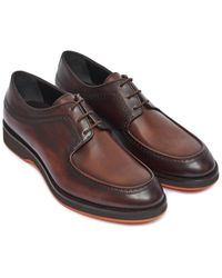 Harry's Of London Richard Leather Oxford - Brown