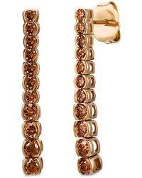 Le Vian - 14k 0.75 Ct. Tw. Diamond Earring - Lyst