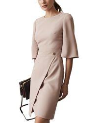 Reiss Myra Dress - Multicolour