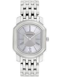Heritage Tiffany & Co. Tiffany & Co. Men's Mark Coupe Resonator Watch - Metallic