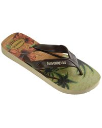 Havaianas Surf Sandal Flip Flop - Natural
