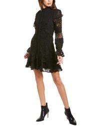 Alexis Shanna Mini Dress - Black