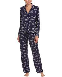 Splendid - 2pc Pajama Set - Lyst