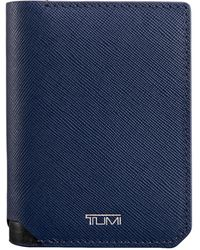 Tumi - Mason Gusseted Card Case - Lyst