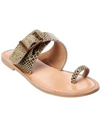 Seychelles Honorable Mention Leather Sandal - Natural