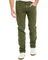 AG Jeans The Tellis Green Modern Slim Leg