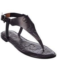 Seychelles Laxmi Leather Sandal - Black