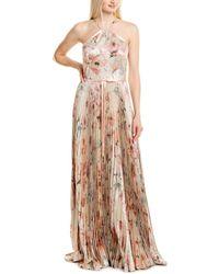 Marchesa notte Gown - Multicolor