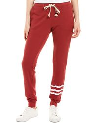 Sol Angeles Essential Jogger - Red