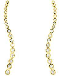 Diana M. Jewels - . Fine Jewelry 14k 1.00 Ct. Tw. Diamond Drop Earrings - Lyst