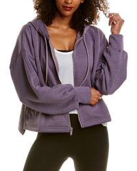 adidas Gather Hoodie - Purple