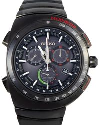 Seiko Men's Titanium Watch - Multicolour