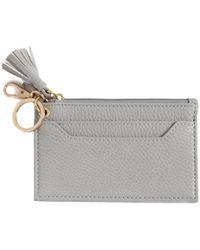 Shiraleah Gigi Card Case - Gray