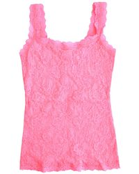 Hanky Panky - Signature Lace Unlined Camisole - Lyst