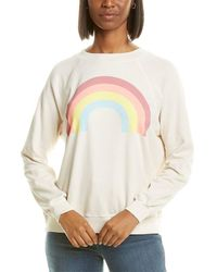 Wildfox Sommers After The Rain Sweatshirt - White