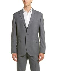 Kenneth Cole Reaction Suit - Grey